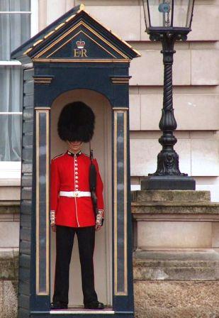 Buckingham Palace 12