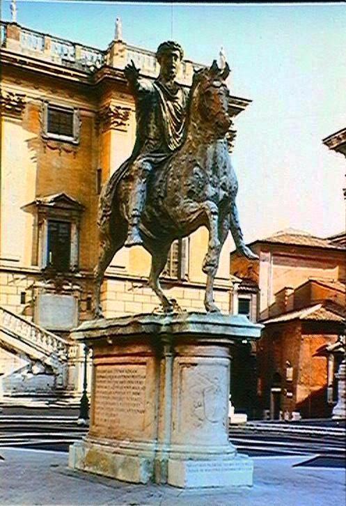 Capitool 03 (Standbeeld Marcus Aurelius)