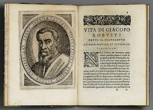 Carlo Ridolfi - Het leven van Tintoretto - 1642