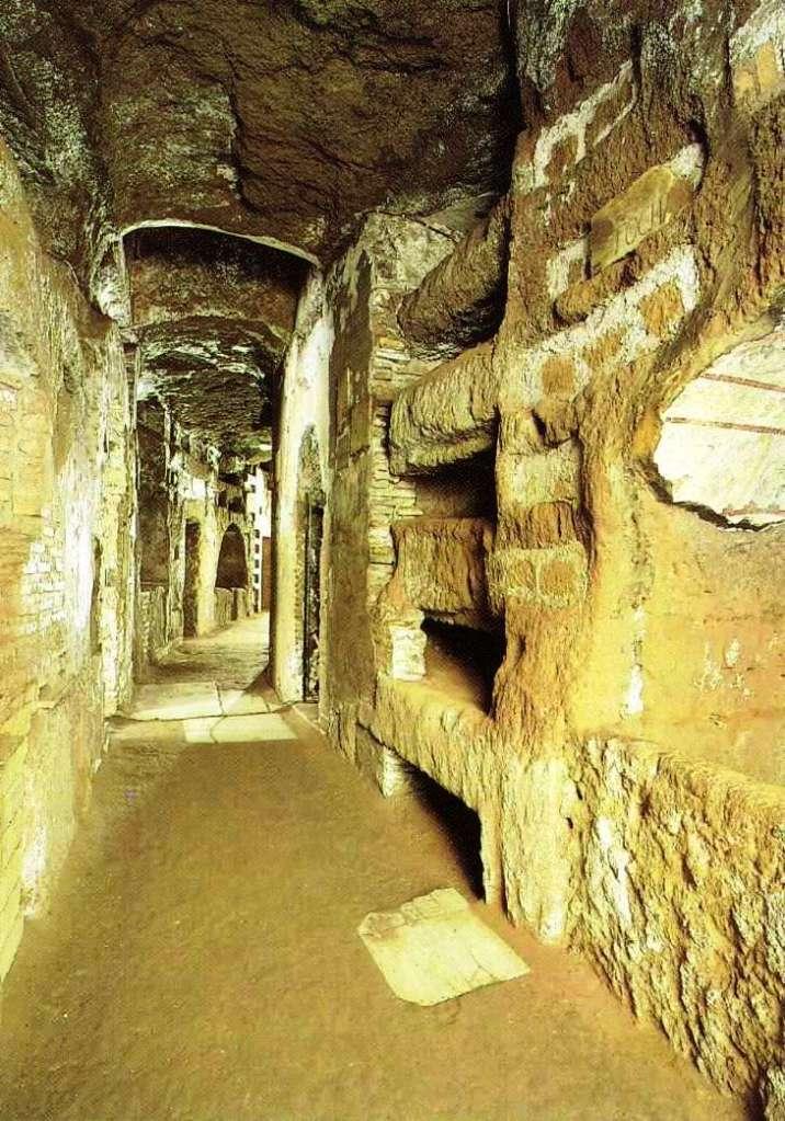 Catacomben van Sint-Callistus 02