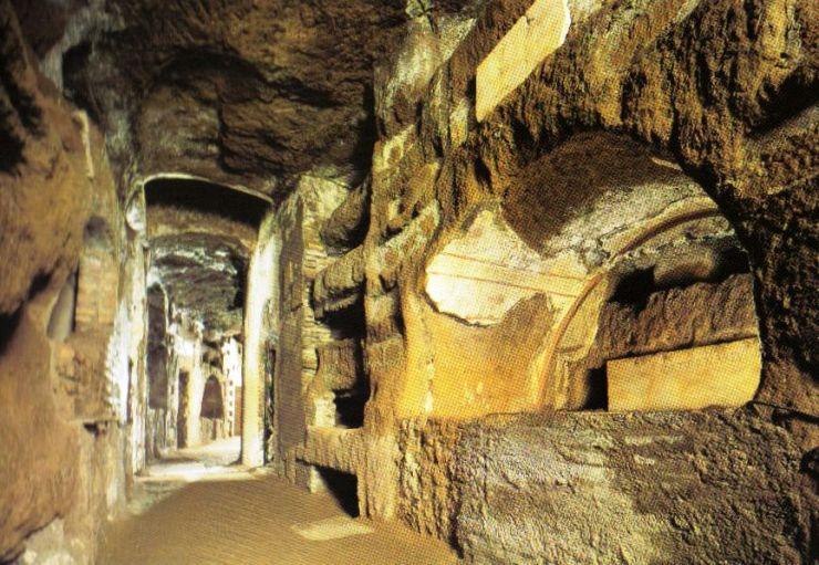 Catacomben van Sint-Callistus 03