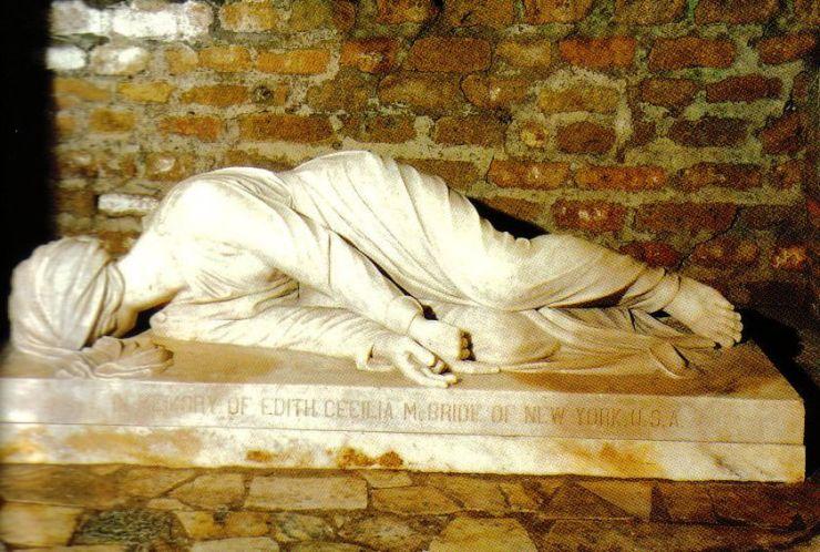 Catacomben van Sint-Callistus 05 (Crypte van Sint-Cecilia)
