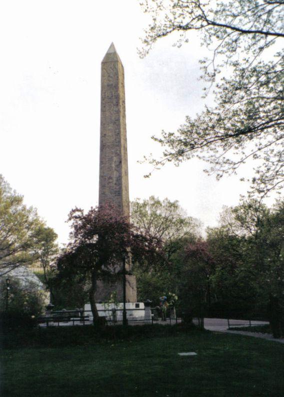 Central Park 09 (Cleopatra's needle)