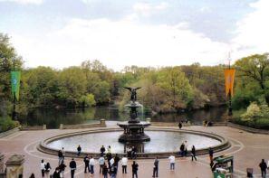 Central Park 28 (Bethesda Fountain)