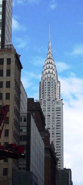 Chrysler Building 02