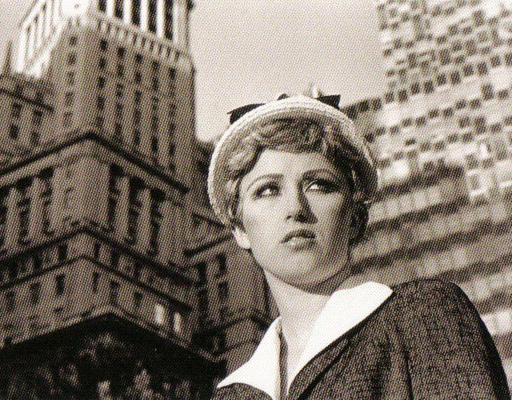 Cindy Sherman - Scène uit ongetitelde film - 1978
