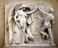 D.C. French - De engel des doods - 1926
