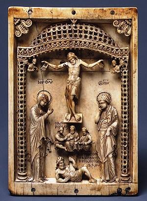 De kruisiging - 950