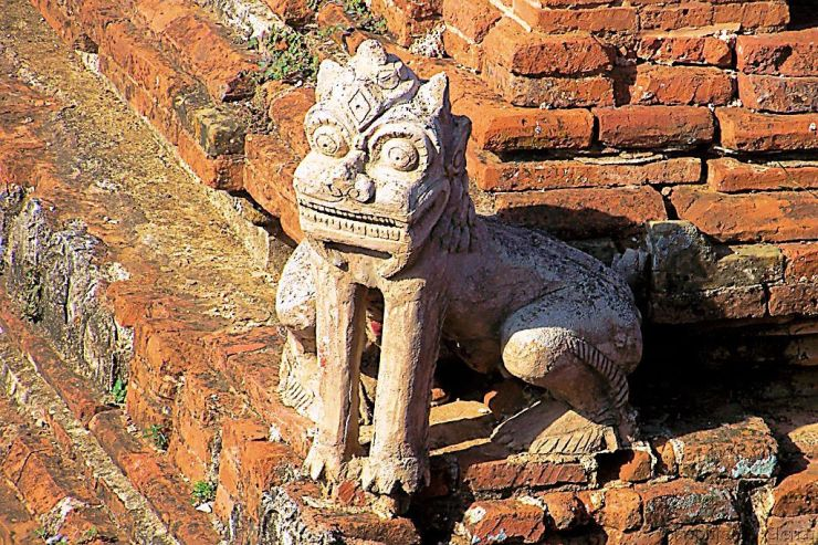 Dhamma Ya Zi Ka-pagode (10)