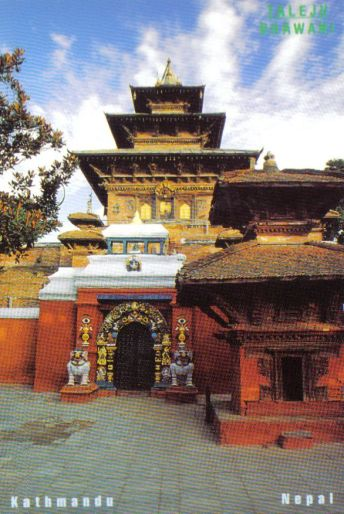 Durbar Square 03 (Talejutempel)