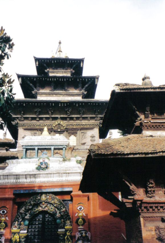 Durbar Square 04 (Talejutempel)