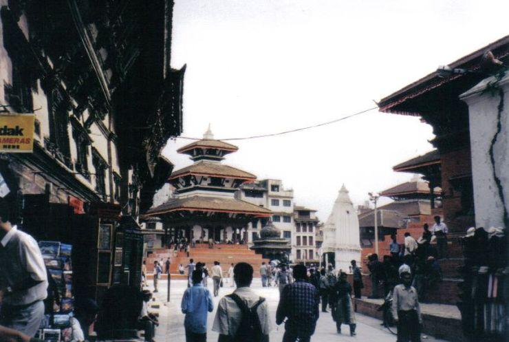 Durbar Square 06 (Narayantempel)