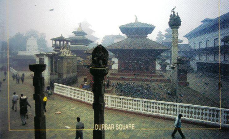 Durbar Square 07 (Jagannathtempel)