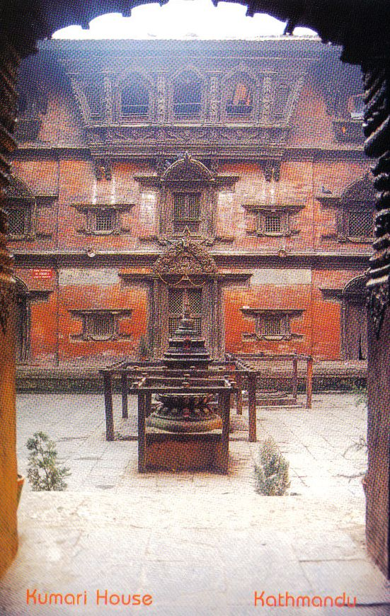 Durbar Square 08 (Huis van de Kumari-godin)