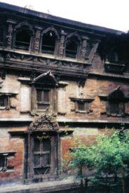 Durbar Square 09 (Huis van de Kumari-godin)