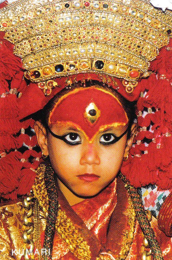 Durbar Square 10 (Kumari-godin)