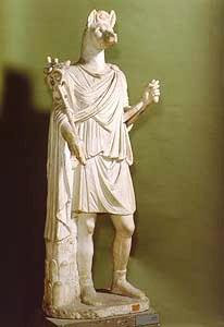 Egyptisch museum 01 (Anubis)