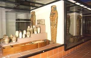 Egyptisch museum 02 (mummie)