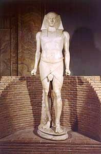Egyptisch museum 05 (Osiris)