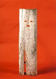 Ethnologisch museum 01 (Chileens masker)