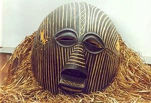 Ethnologisch museum 02 (Congolees masker)