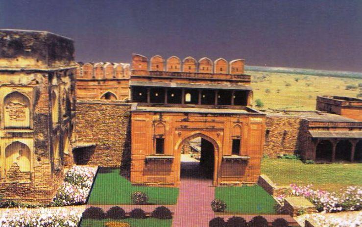 Fatehpur Sikri 01