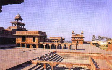 Fatehpur Sikri 05 (Anup Talao)