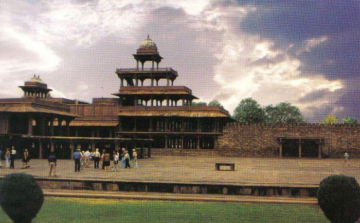 Fatehpur Sikri 08