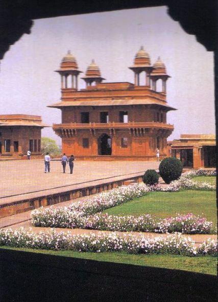 Fatehpur Sikri 13 (Diwan-i-Khas)