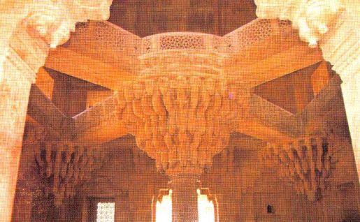 Fatehpur Sikri 14 (Diwan-i-Khas)