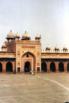 Fatehpur Sikri 20 (toegangspoort)