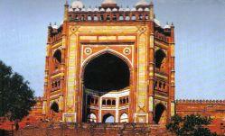 Fatehpur Sikri 21 (toegangspoort)