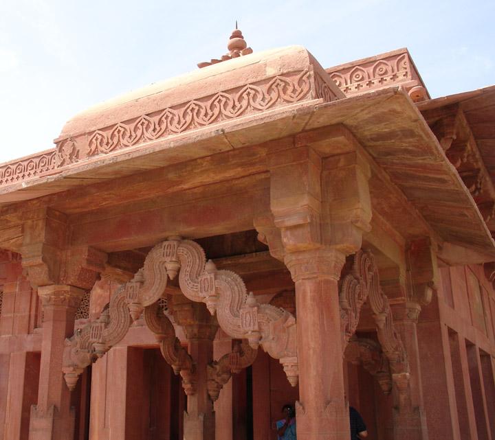Fatehpur Sikri 35