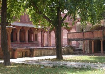 Fatehpur Sikri 36