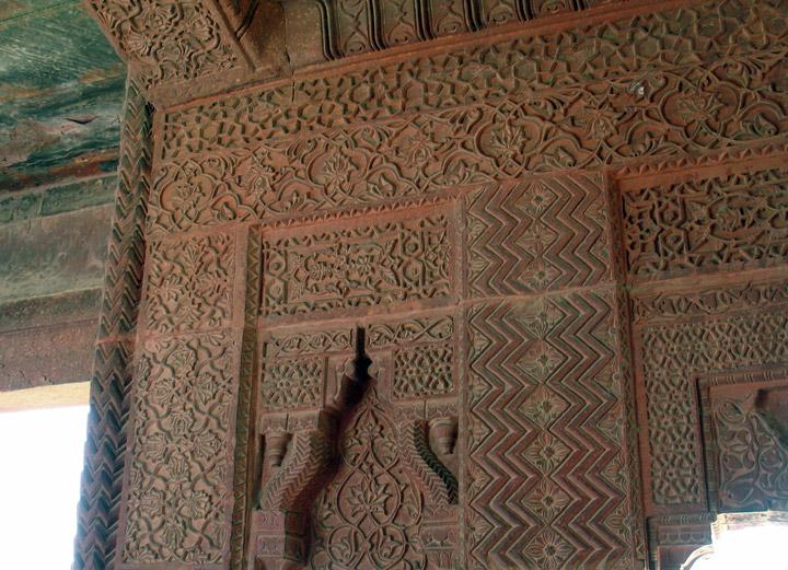 Fatehpur Sikri 47