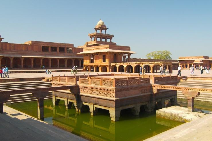 Fatehpur Sikri 48