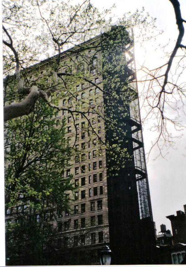 Flatiron Building 06