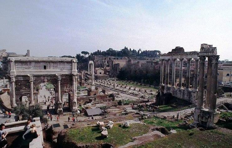 Forum Romanum 06