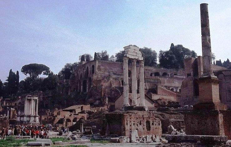 Forum Romanum 07