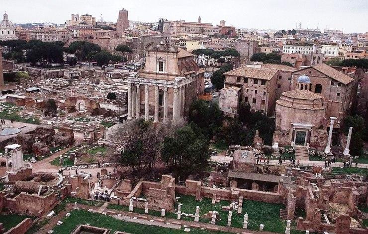 Forum Romanum 10