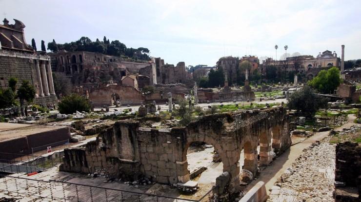 Forum Romanum 12