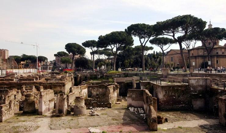 Forum van Trajanus 02
