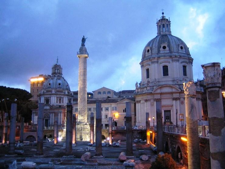 Forum van Trajanus 03
