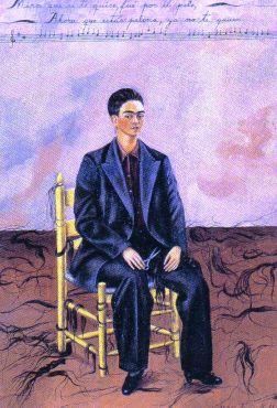 Frida Kahlo - Zelfportret - 1940