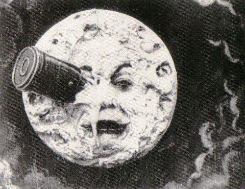 Georges Méliès - Reis naar de maan - 1902