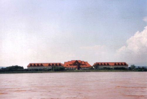 Gouden driehoek 06 (zicht op Myanmar)