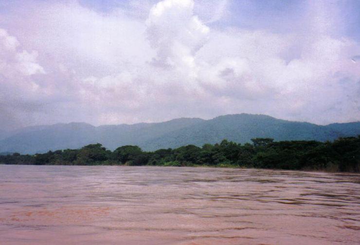 Gouden driehoek 08 (zicht op Laos)