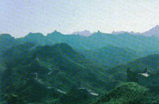 Grote Muur in Chengde 01
