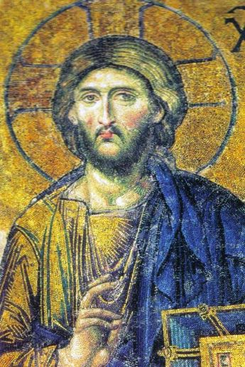 Haghia Sophia 15 (Christus)