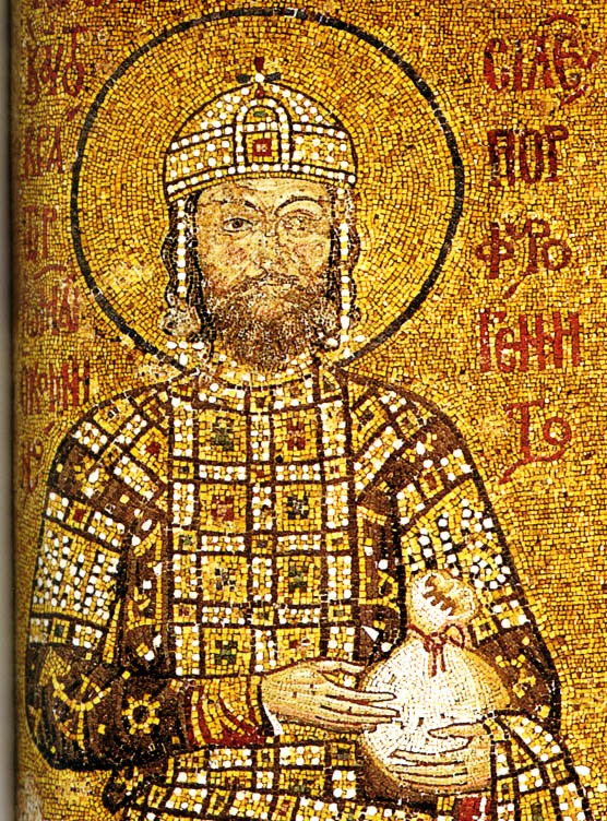 Haghia Sophia 21 (Keizer Johannes II)